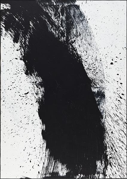 100x140 - Acryl auf Leinwand - € 1000,-